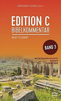 Edition C Bibelkommentar, Neues Testament, Gesamtausgabe im Schuber - Produktdetailbild 3
