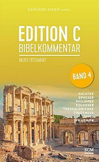 Edition C Bibelkommentar, Neues Testament, Gesamtausgabe im Schuber - Produktdetailbild 4