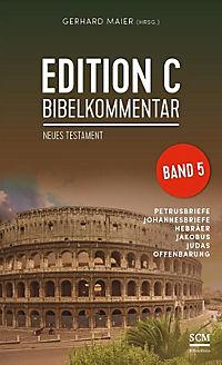 Edition C Bibelkommentar, Neues Testament, Gesamtausgabe im Schuber - Produktdetailbild 5