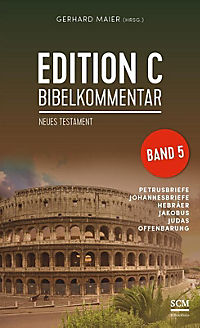 Edition C Bibelkommentar, Neues Testament, Gesamtausgabe, 5 Bde. - Produktdetailbild 5
