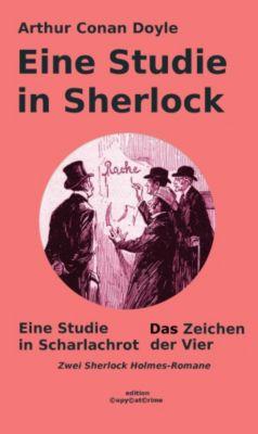 Edition CopyCatCrime: Eine Studie in Sherlock, Arthur Conan Doyle