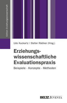 Edition Erziehungswissenschaft: Erziehungswissenschaftliche Evaluationspraxis