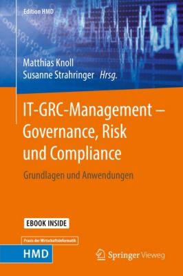 Edition HMD: IT-GRC-Management – Governance, Risk und Compliance