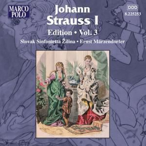 Edition Vol.3, Märzendorfer, Slovak Sinfonietta Zilina