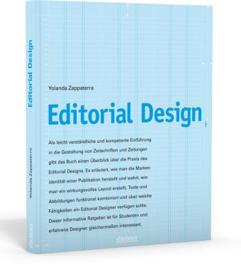 Editorial Design, Yolanda Zappaterra