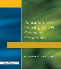 Education and Training 14-19, Michael Cockett, Rob Halsall