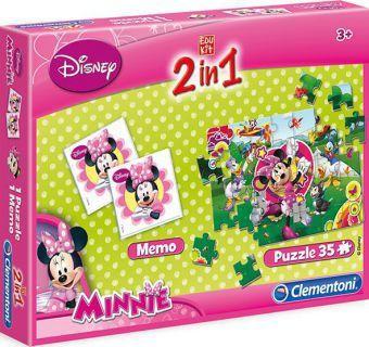 Edukit 2 in 1, Minnie Mouse (Kinderspiel)