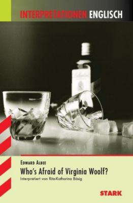Edward Albee 'Who's afraid of Virginia Woolf?', Edward Albee