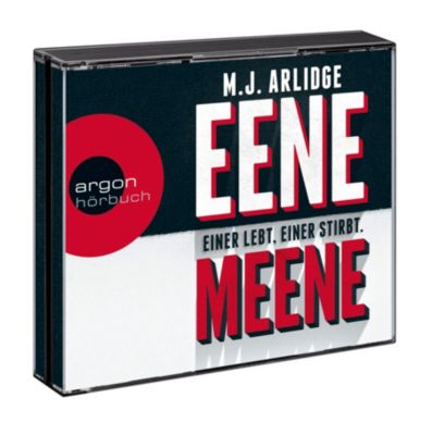 Eene Meene, 6 CDs, Matthew J. Arlidge