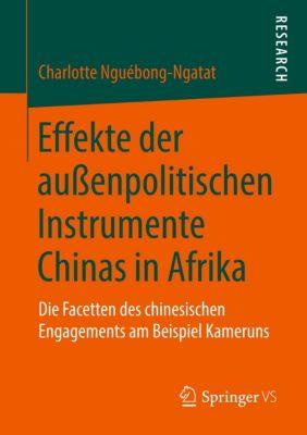 Effekte der außenpolitischen Instrumente Chinas in Afrika, Charlotte Nguébong-Ngatat