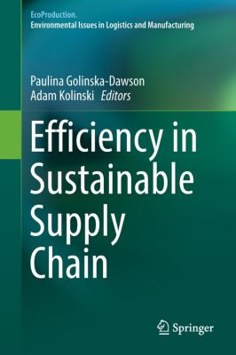 Efficiency in Sustainable Supply Chain