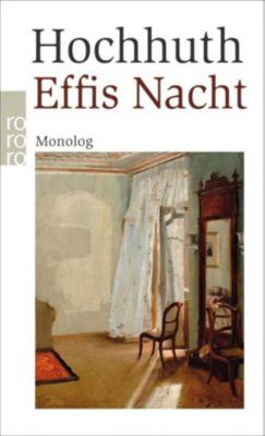 Effis Nacht - Rolf Hochhuth |
