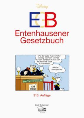 EGB - Entenhausener Gesetzbuch - Walt Disney |