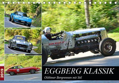 EGGBERG KLASSIK (Tischkalender 2019 DIN A5 quer), Ingo Laue