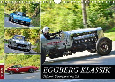 EGGBERG KLASSIK (Wandkalender 2019 DIN A4 quer), Ingo Laue