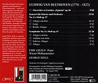 Egmont-Ouvert./Klavierkonzert 3/Sinfonie 5 - Produktdetailbild 1