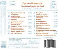 Ego Sum Resurrectio - Produktdetailbild 1