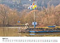 Eibelstadt am Main - Schönes Ambiente und guter Wein (Wandkalender 2019 DIN A2 quer) - Produktdetailbild 1