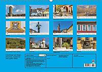 Eibelstadt am Main - Schönes Ambiente und guter Wein (Wandkalender 2019 DIN A2 quer) - Produktdetailbild 2