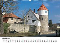 Eibelstadt am Main - Schönes Ambiente und guter Wein (Wandkalender 2019 DIN A2 quer) - Produktdetailbild 10