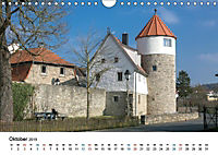 Eibelstadt am Main - Schönes Ambiente und guter Wein (Wandkalender 2019 DIN A4 quer) - Produktdetailbild 8