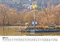 Eibelstadt am Main - Schönes Ambiente und guter Wein (Wandkalender 2019 DIN A2 quer) - Produktdetailbild 4