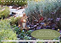Eichhörnchen - Lustige Kurzgeschichten mit den quirligen Wildtieren (Tischkalender 2019 DIN A5 quer) - Produktdetailbild 9