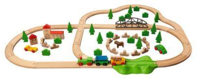Spielzeug Eisenbahn Von Eichhorn