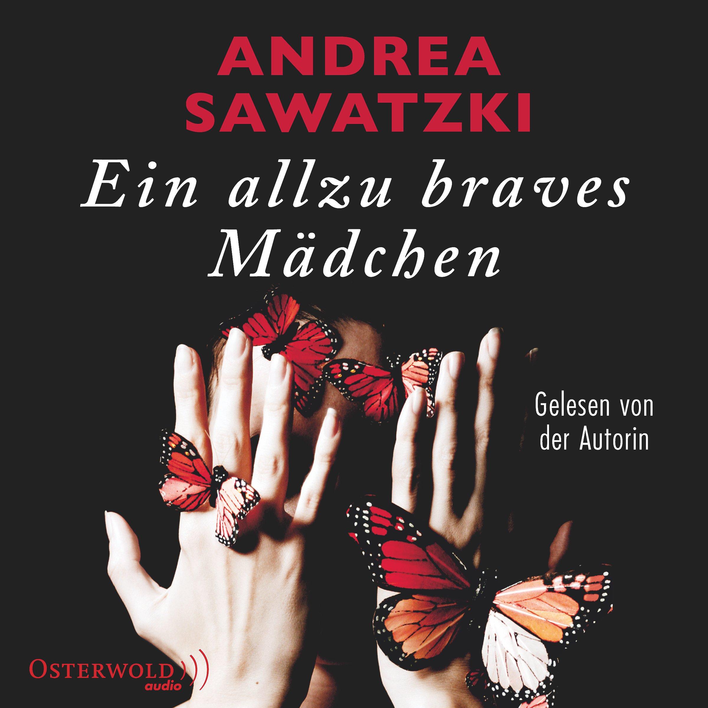 Andrea Sawatzki Sexy ein allzu braves mädchen, 3 audio-cds hörbuch günstig bestellen