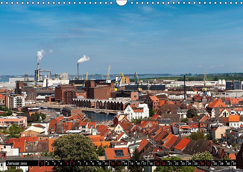 Whore Wismar, Hansestadt