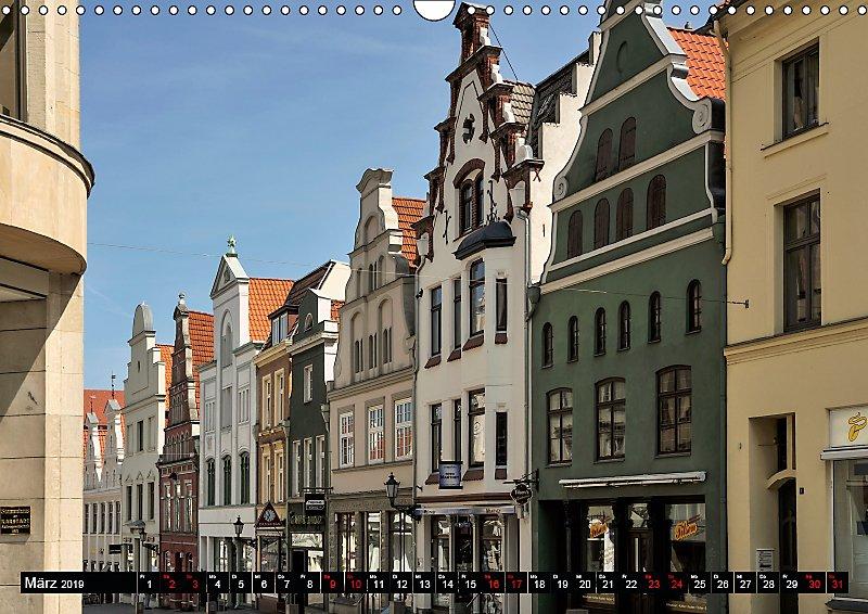 Mädchen aus Wismar, Hansestadt