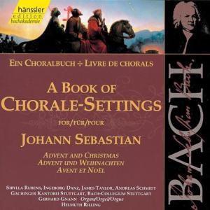 Ein Choralbuch, Johann Sebastian Bach