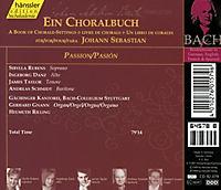 Ein Choralbuch (Passion) - Produktdetailbild 1