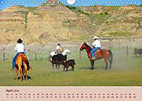 Ein Cowboy und sein Pferd 2019. Impressionen von Mann und Tier (Wandkalender 2019 DIN A4 quer) - Produktdetailbild 4