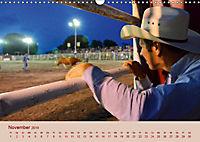 Ein Cowboy und sein Pferd 2019. Impressionen von Mann und Tier (Wandkalender 2019 DIN A3 quer) - Produktdetailbild 11
