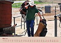 Ein Cowboy und sein Pferd 2019. Impressionen von Mann und Tier (Wandkalender 2019 DIN A3 quer) - Produktdetailbild 5
