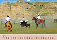 Ein Cowboy und sein Pferd 2019. Impressionen von Mann und Tier (Wandkalender 2019 DIN A3 quer) - Produktdetailbild 4