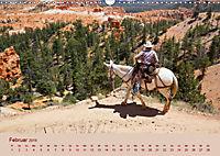 Ein Cowboy und sein Pferd 2019. Impressionen von Mann und Tier (Wandkalender 2019 DIN A3 quer) - Produktdetailbild 2