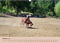 Ein Cowboy und sein Pferd 2019. Impressionen von Mann und Tier (Wandkalender 2019 DIN A3 quer) - Produktdetailbild 10