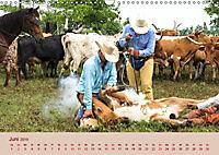 Ein Cowboy und sein Pferd 2019. Impressionen von Mann und Tier (Wandkalender 2019 DIN A3 quer) - Produktdetailbild 6