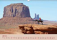 Ein Cowboy und sein Pferd 2019. Impressionen von Mann und Tier (Wandkalender 2019 DIN A3 quer) - Produktdetailbild 7