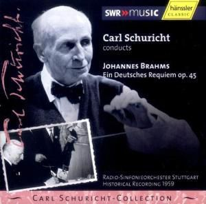 Ein Deutsches Requiem, Johannes Brahms