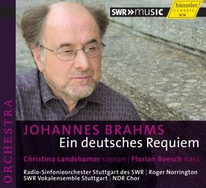 Ein Deutsches Requiem, Landshamer, Boesch, Norrington, Rsos