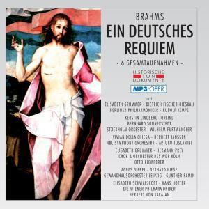 Ein Deutsches Requiem (mp 3), Diverse Interpreten