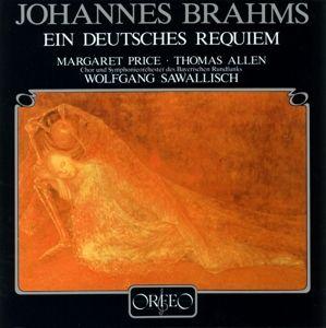 Ein Deutsches Requiem Op.45, Price, Allen, Sawallisch, Sobr