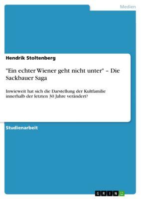 Ein echter Wiener geht nicht unter – Die Sackbauer Saga, Hendrik Stoltenberg