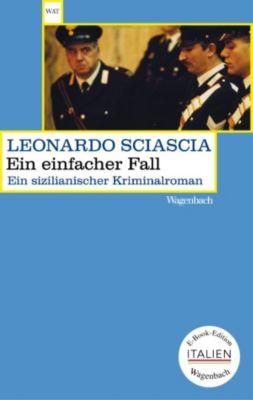 Ein einfacher Fall, Leonardo Sciascia