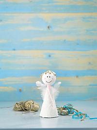 Ein Engel für dich - Materialset Gipsengel Lucia - Produktdetailbild 2