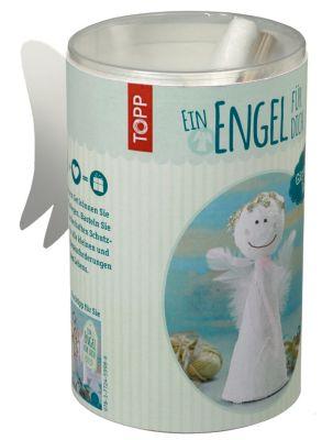 Ein Engel für dich - Materialset Gipsengel Lucia