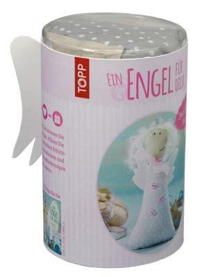 Ein Engel für dich - Materialset Stoffengel Emilia